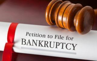 Petition for Bankruptcy